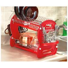 Dish Drainer 2 Tier Dish Drainer 283207 Housekeeping U0026 Storage At
