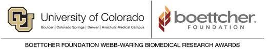 boettcher foundation webb waring biomedical research awards