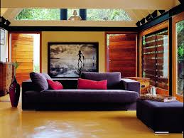 grey cream wall paint room color luxury black leather sofa stacked