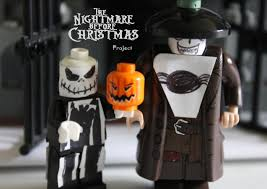 Lego Ideas The Nightmare Before Christmas Project