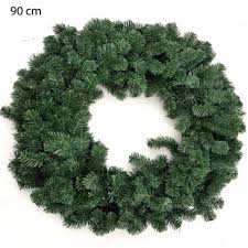 artificial christmas wreaths artificial pine christmas wreaths pvc 15x027