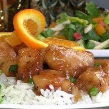 cuisine chinoise poulet poulet asiatique à l orange recettes allrecipes québec