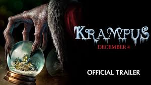 krampus official trailer hd youtube