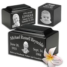 urns for cremation photo cremation urns direct black granite cremation urns and