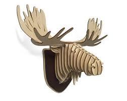 moose head etsy