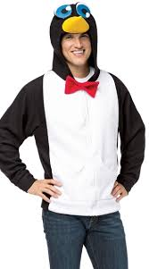 Penguin Halloween Costumes Size Penguin Hoodie Penguin Halloween Costume Men U0027s Penguin Costume