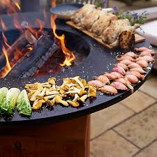 Firepit Bbq Buy Ofyr Classic 100 100 Firepit Bbq With Storage Lewis