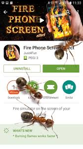 ants in phone apk ants on screen joke android apps on play