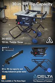 home depot black friday 2017 table saw best 25 delta table saw ideas on pinterest cheap table saw
