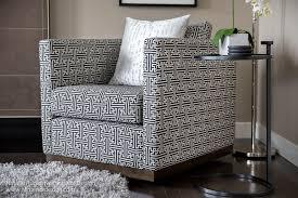 restoration hardware martini table g romano spin chair in black white spellbound fabric restoration