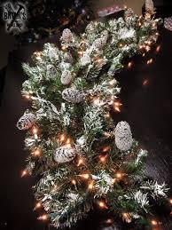 decorating cheapo garland for hometalk