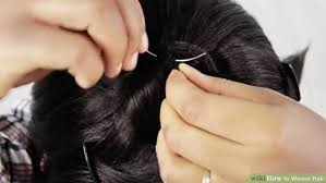 can you cut the weave hair off how to weave hair with pictures wikihow