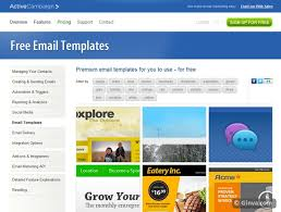 create email newsletter template create html email template free pacq co