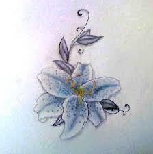 46 best stargazer lily tattoo designs images on pinterest best