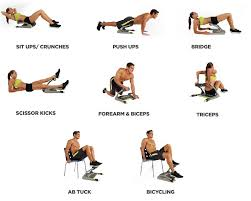 Sit Up Bench Benefits - wonder core smart the ultimate total core workout