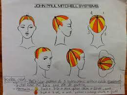 hair color and foil placement techniques marina moua beauty foil color placement pinterest hair