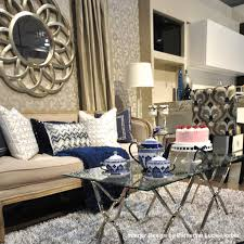 design trends metallics wallpaper and the accent color of the