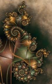 i love the colors different from most fractals fractal art by