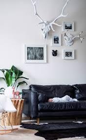 Simple Black Sofa Set Italia Designs Black Leather Sofa Set Narrow Living Room Ideas