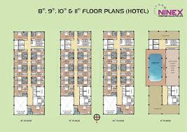 residential real estate developers commercial it park hotels
