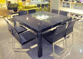 square dining table with bench square dining table and chairs table design the best square