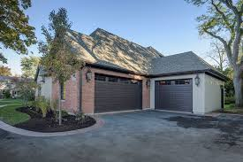 House Front View New Custom Homes Globex Developments Inc Custom Home