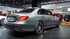 luxury mercedes sport this is the 2017 mercedes benz e class slashgear