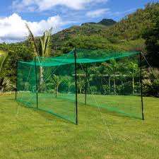 backyard batting cages home outdoor decoration