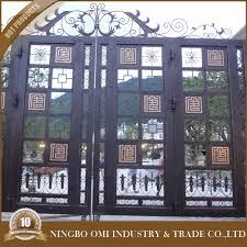 Steel Door Design Jia Factory Professional House Steel Gate Design New Design Iron
