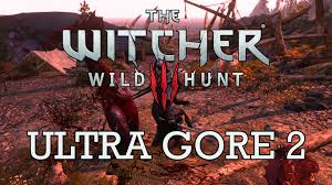 motocross madness 2 mods ultra gore 2 a dismemberment mod at the witcher 3 nexus mods