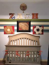 Sports Themed Wall Decor - nursery decors u0026 furnitures sports themed nursery decor plus