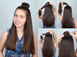 college hairstyles in rebonded hai 10 simple hairstyles for college going girls makeupandbeauty com