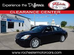 nissan altima coupe under 11000 2010 nissan altima 2 5 sl clean w rochester mn 18908928