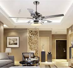 48 Inch Ceiling Fan With Light Ceiling Fan Modern Minimalist Restaurant European Living Room
