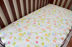 Sheets For Crib Mattress Diy How To Make A Crib Sheet Project Nursery