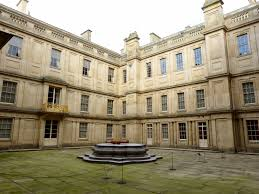 regency history chatsworth house home of the duke of devonshire the courtyard chatsworth