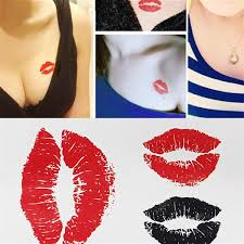 best red temporary lip tattoo to buy buy new red temporary lip