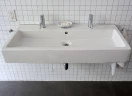 Best 25 Stainless Steel Sinks Ideas On Pinterest Stainless Duravit Trough Sink Duravit Trough Sink Bathroom Home Ideas