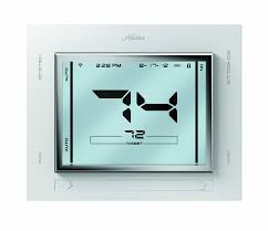 hunter 44920 universal internet thermostat white programmable