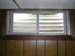 basement window curtains ideas small basement window curtains