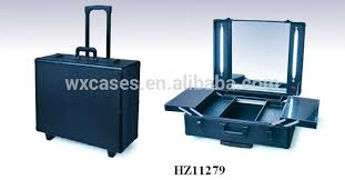 rolling makeup case with lighted mirror rolling makeup case with lights rolling makeup case with lights