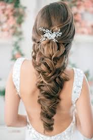 Frisuren Lange Haare F Hochzeit by Brautfrisuren Für Lange Haare 60 Romantische Ideen