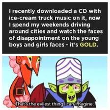Mojo Jojo Meme - you might be the devil if mojo jojo meme ice cream music and