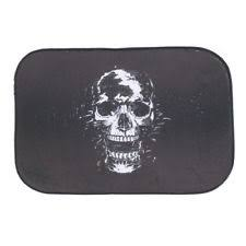 Sugar Skull Bathroom Skull Rug Ebay