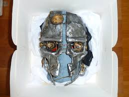 Dishonored Mask Corvo Attano U0027s Mask By Lililiana On Deviantart