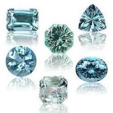 light blue semi precious stone aquamarine buy in jaipur