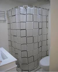 Curtain Rod Shower Ideal Corner Shower Curtain Rod
