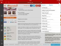 application recettes de cuisine paprika tous en cuisine slice42