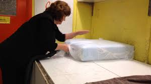 Buy Foam Couch Cushions Fitting Foam Cushions In To Covers Using A Vacuum Youtube