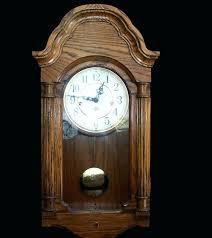 beautiful howard miller harvest home westminster wall clock model